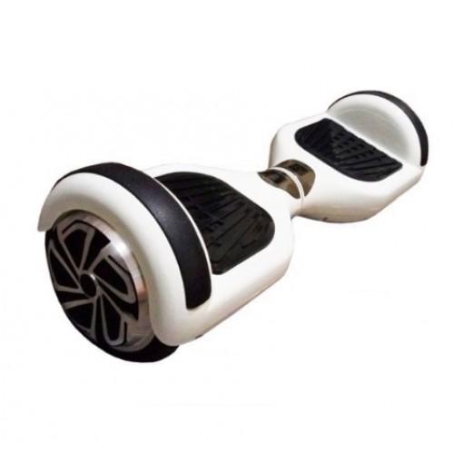 Гироскутер SMART Balance wheel 6.5 Белый - Музыка + Самобаланс