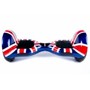 Smart Balance 10 Британский флаг - Музыка + Самобаланс