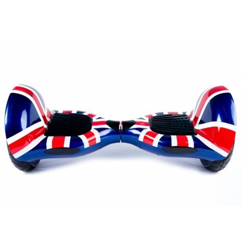 Smart Balance Suv 10 Британский флаг - Музыка + Самобаланс