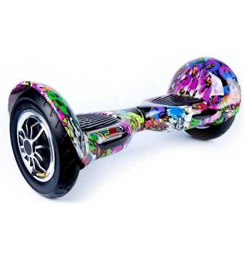 Smart Balance SUV 10 Граффити новый + Самобаланс + Музыка