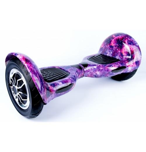 Smart Balance SUV 10 Фиолетовый космос + Самобаланс + Музыка