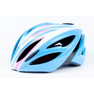 Защитный шлем для гироскутера голубой
