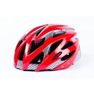 Защитный шлем для гироскутера красный