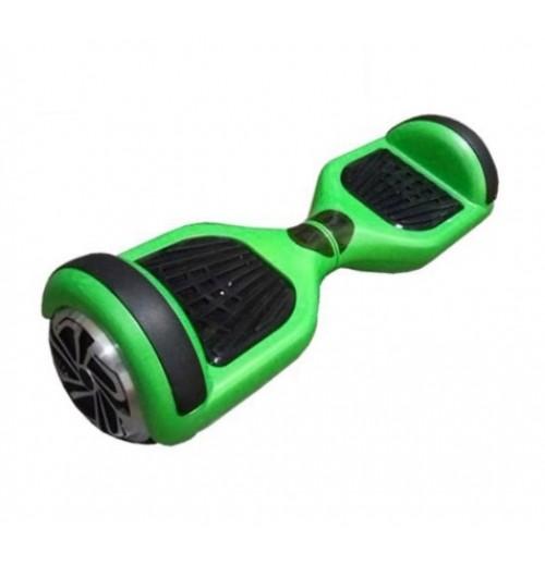 Гироскутер Smart Balance Wheel 6.5 Зеленый - Музыка + Самобаланс
