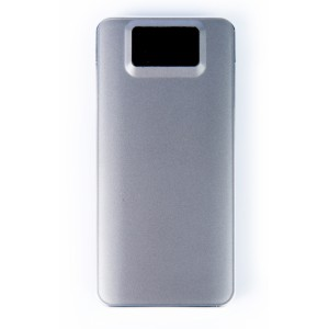 PowerBank 10000 mAh металик