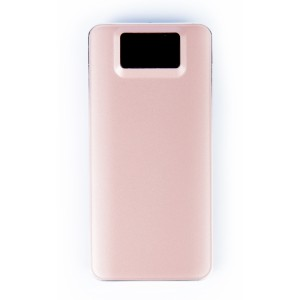 PowerBank 10000 mAh розовый