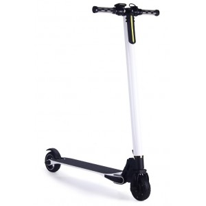 Electric Scooter Alluminium 4,4 Ah белый