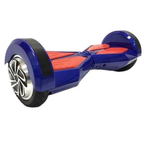 Гироскутер Smart Balance Wheel Transformer 8 дюймов Синий с красным