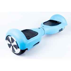 Защита силиконовая для гироскутера 6.5 голубая