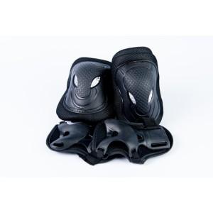Защита для катания на гироскутере черная