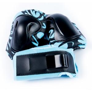 Защита для катания на гироскутере голубой