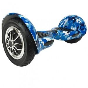 Smart Balance SUV 10 Голубой хаки - Музыка + Самобаланс