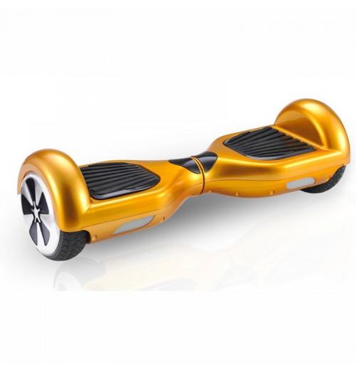 Гироскутер SMART Balance Wheel 6.5 Золотой - Музыка + Самобаланс