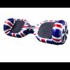 Smart Balance Wheel 6.5 Британский флаг - Музыка + Самобаланс