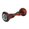 Гироскутер Smart Balance SUV 10 Пламя - Музыка + Самобаланс