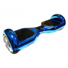 Гироскутер Smart Balance Хром 6.5' Синий